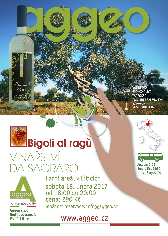 Ochutnávka vín Da Sagraro
